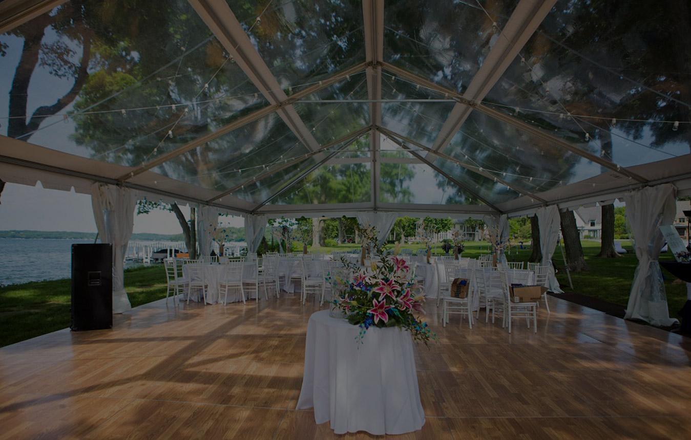Aluminium Frame Tent