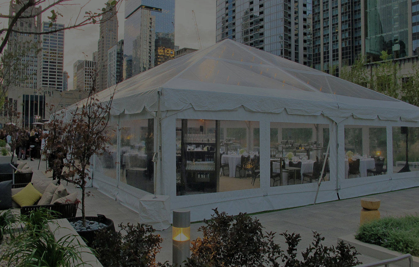 Frame Marquee Tent