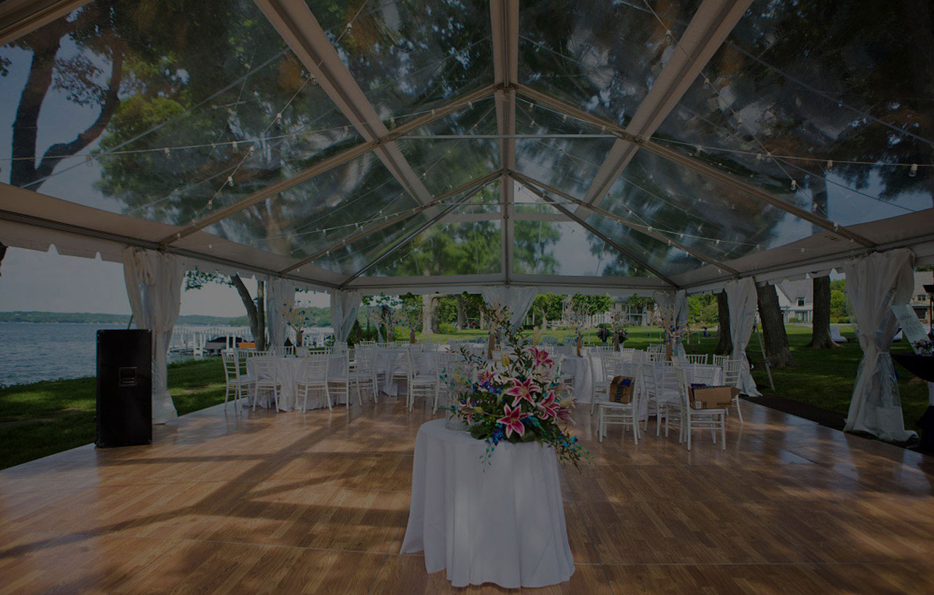 Frame Marquee Tent for Sale